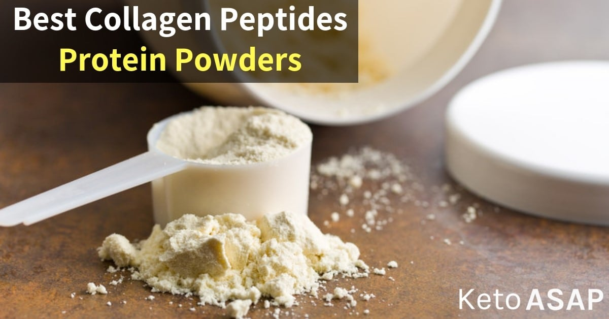 best collagen protein powders