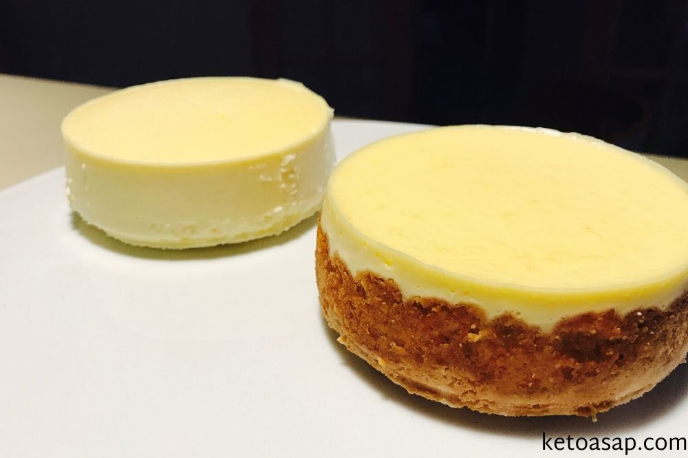 bake lemon cheesecake