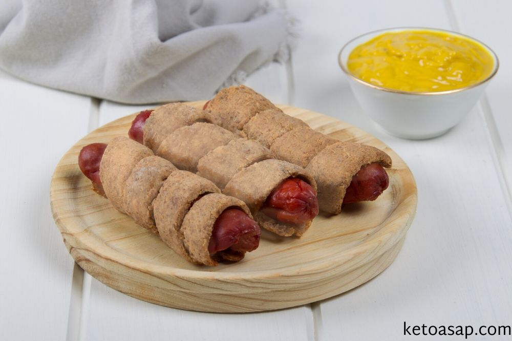 bake pigs in a blanket