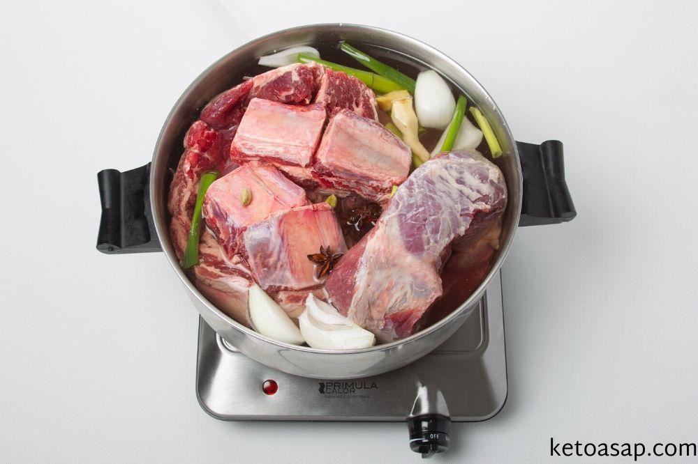 broth beef pho
