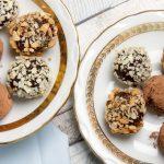 low carb chocolate avocado truffles