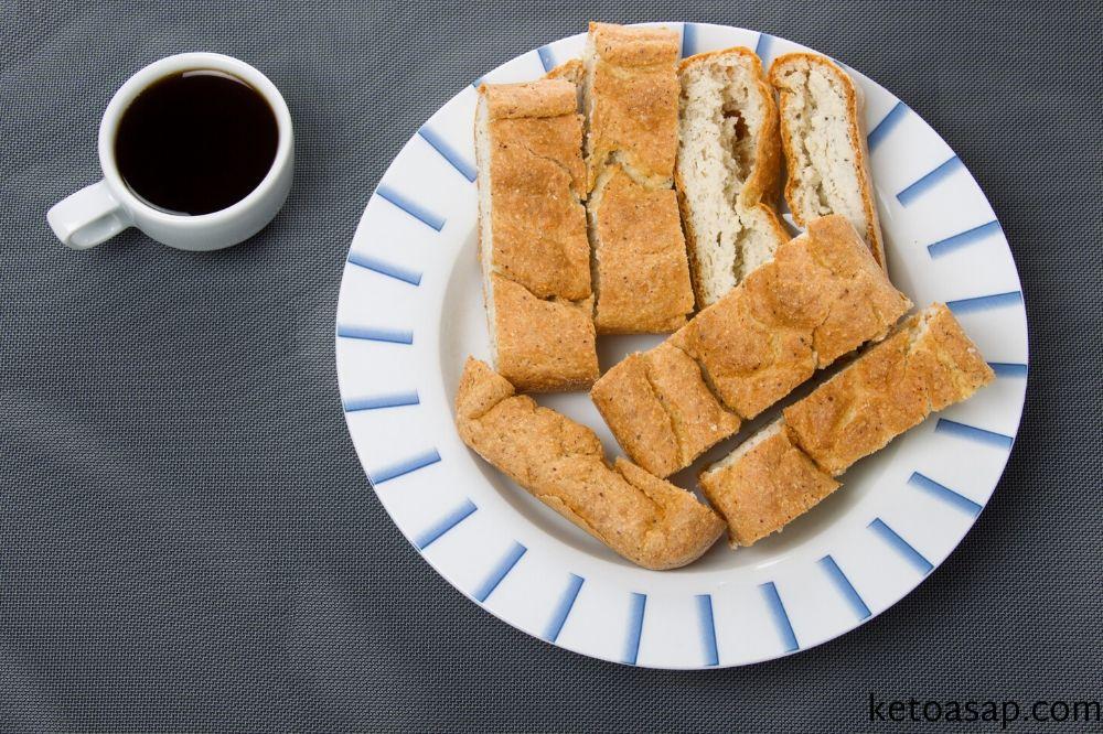 protein bread recipe