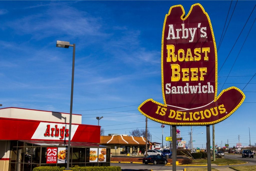Arby's Keto Options