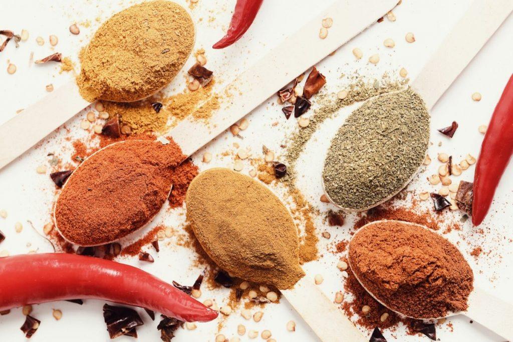 garam masala substitutes