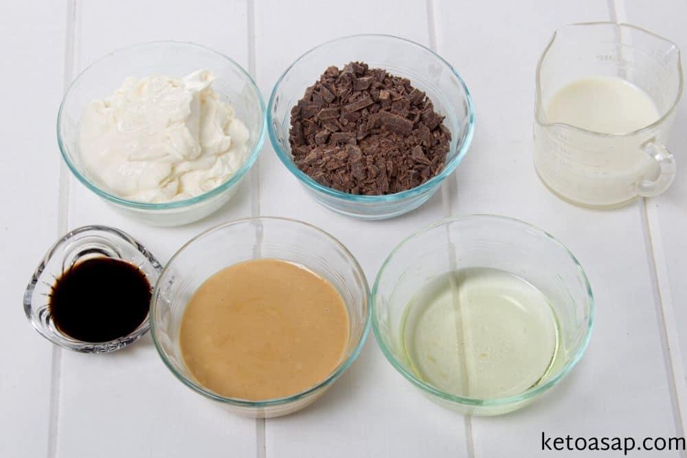 ingredients peanut butter bites