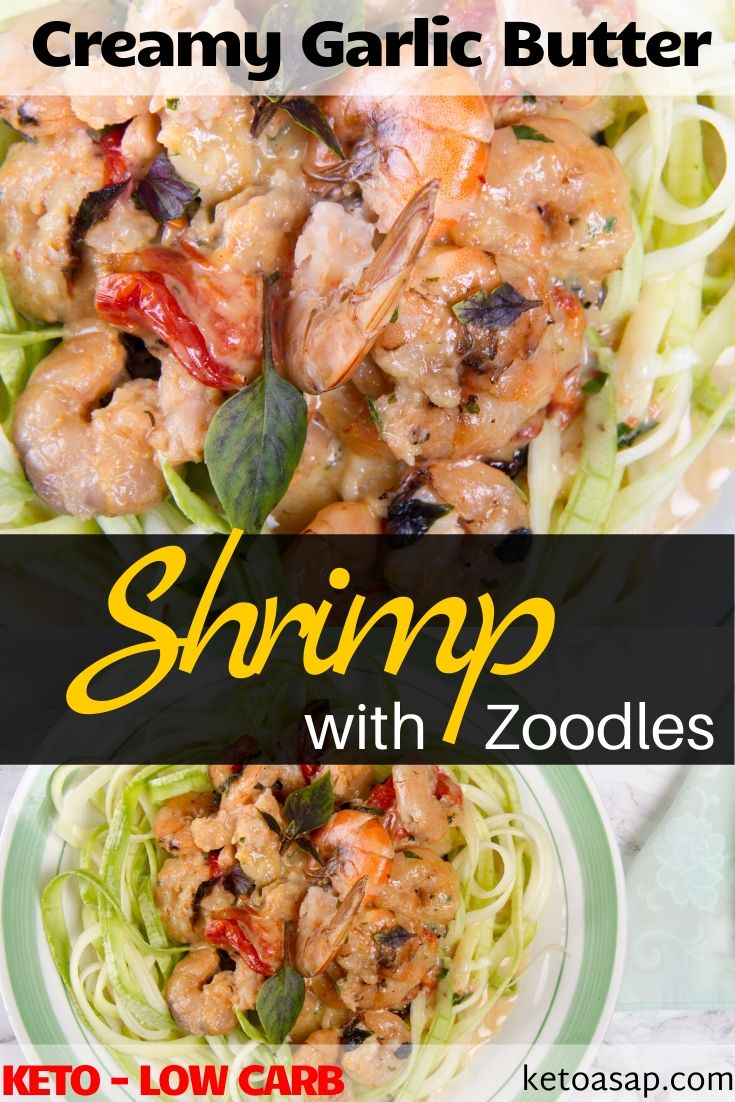 Get ready to impress yourself with a restaurant-quality, keto-friendly low carb recipe the whole family will love. Ready to see how easy this recipe is? #ketotuscanshrimp #ketoshrimprecipes #lowcarbtuscanshrimp #ketocreamyshrimp #easyketodinner #ketodinners #lowcarbdinners
