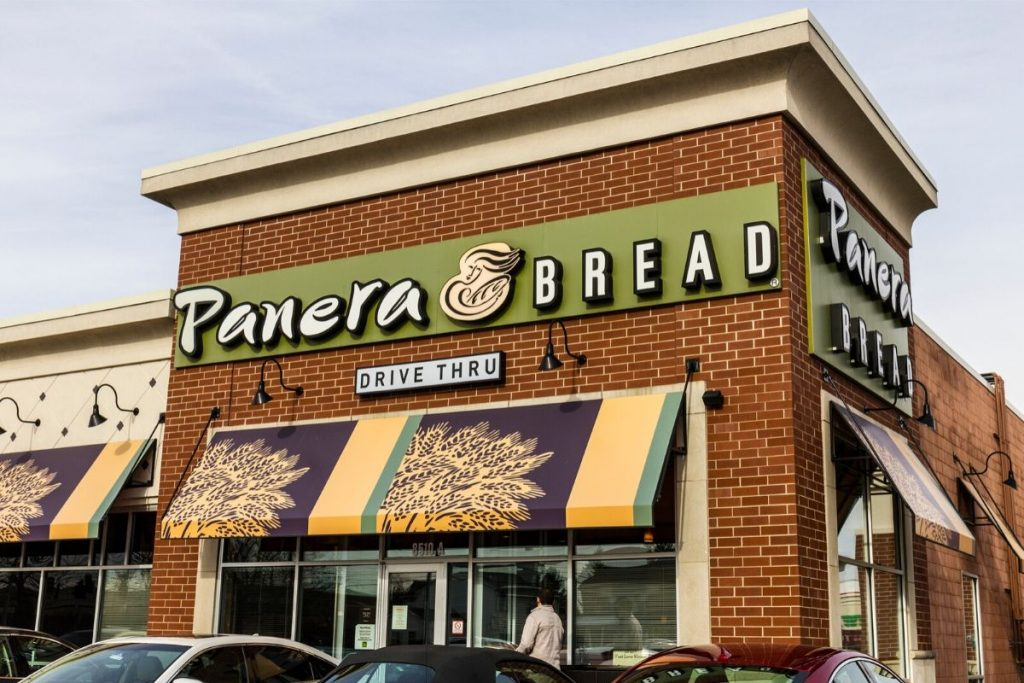 Panera Bread keto options
