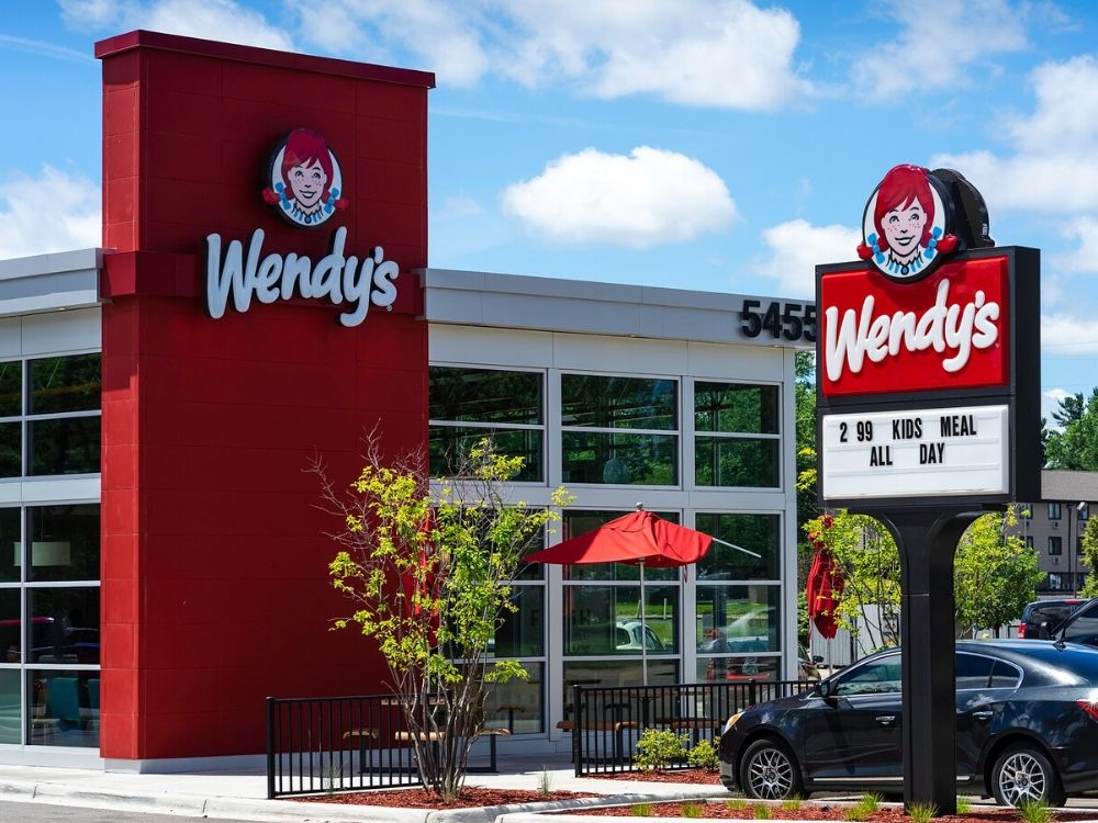 wendys keto options