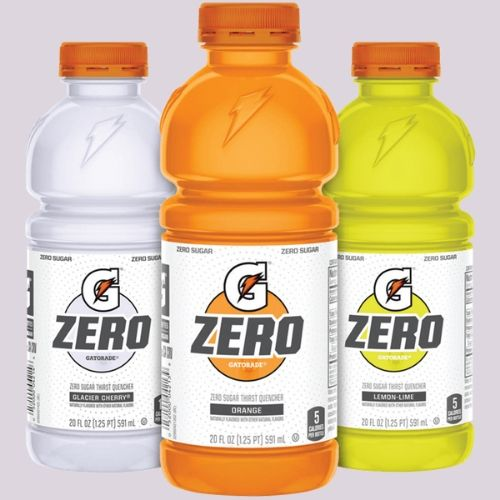 can you have gatorade on keto diet