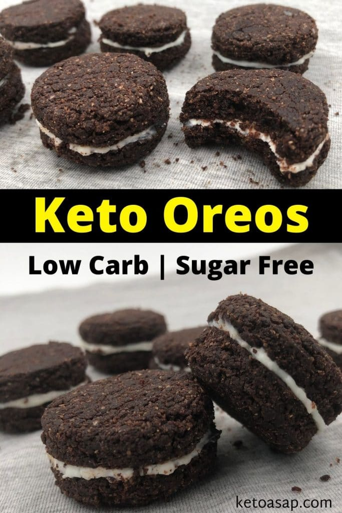 keto oreo cookies recipe