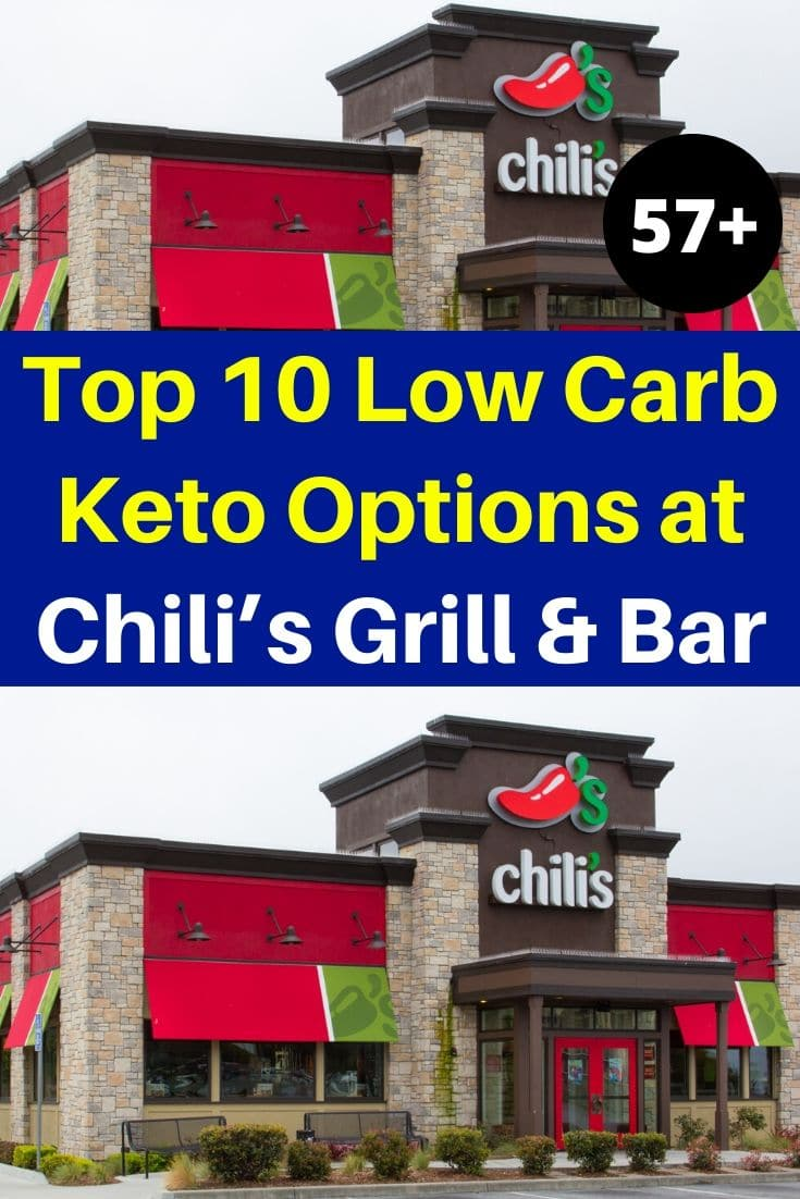 Top 10 Low Carb Options at Chili\'s Grill & Bar