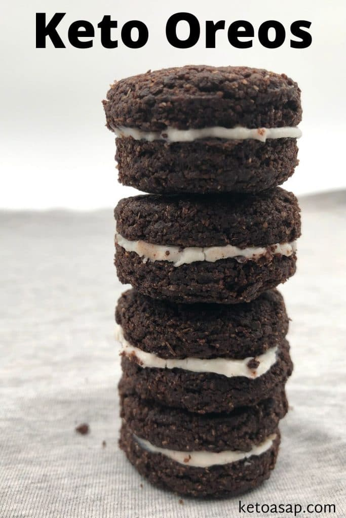 low carb oreos
