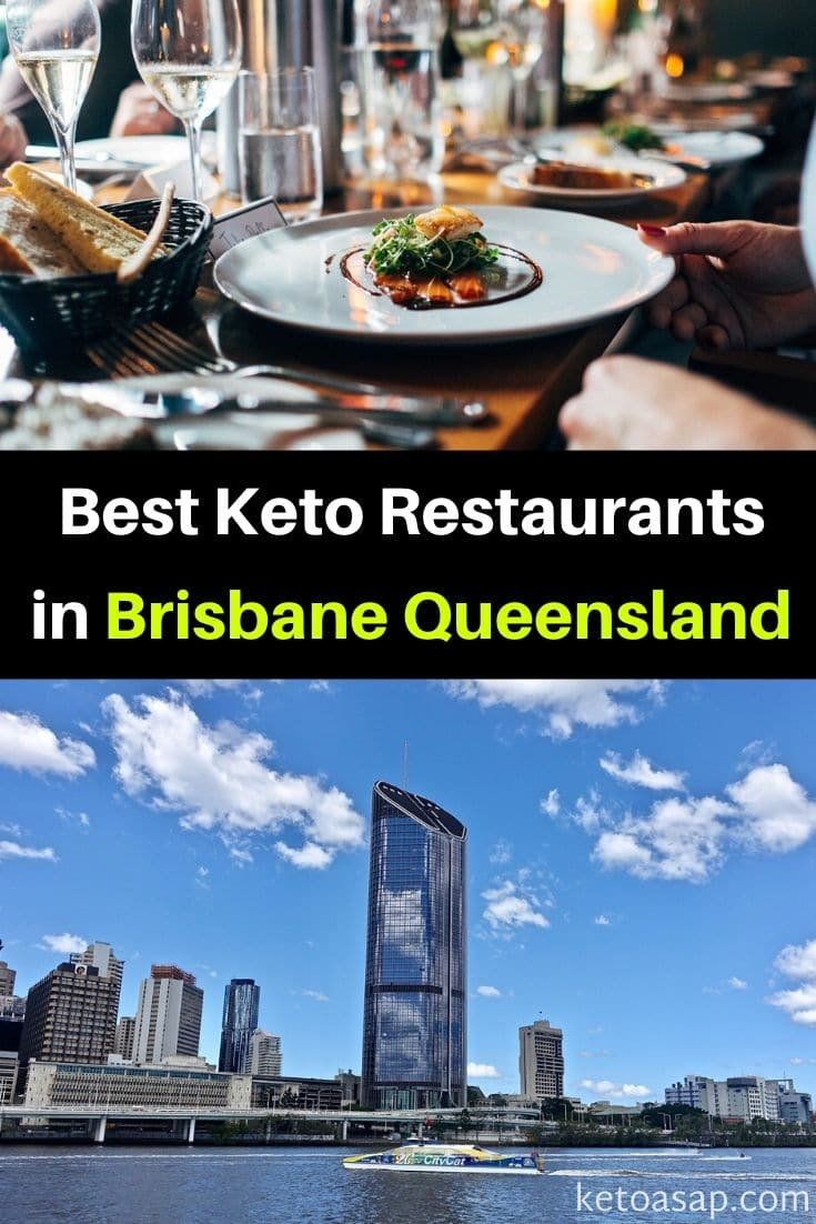 Here Are The Top 10 Restaurants, Cafes, and Takeaways in Brisbane That Offer Low Carb Dishes #ketobrisbane #ketoaustralia #ketorestaurants #lowcarbrestaurants