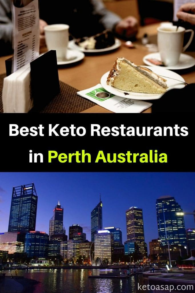 low carb restaurants perth