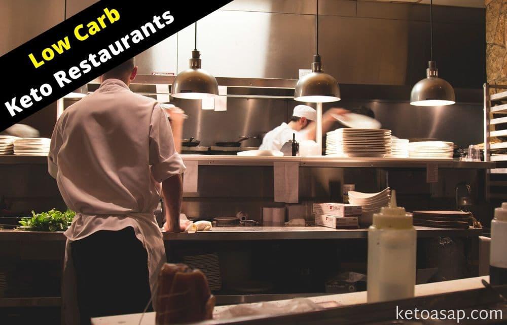 low carb restaurants