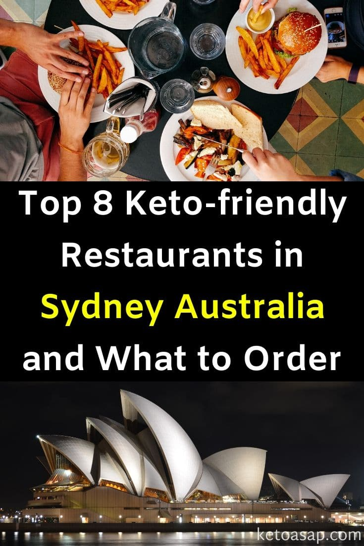 8 Best Keto-friendly Restaurants, Cafes, and Takeaways in Sydney That Offer Low Carb Dishes