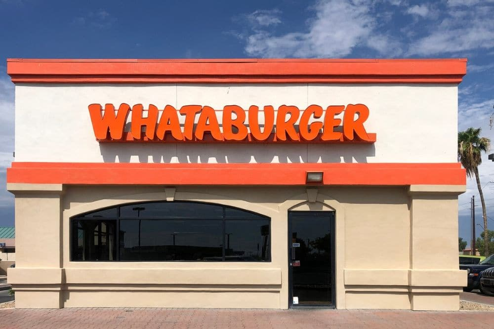 Whataburger keto options