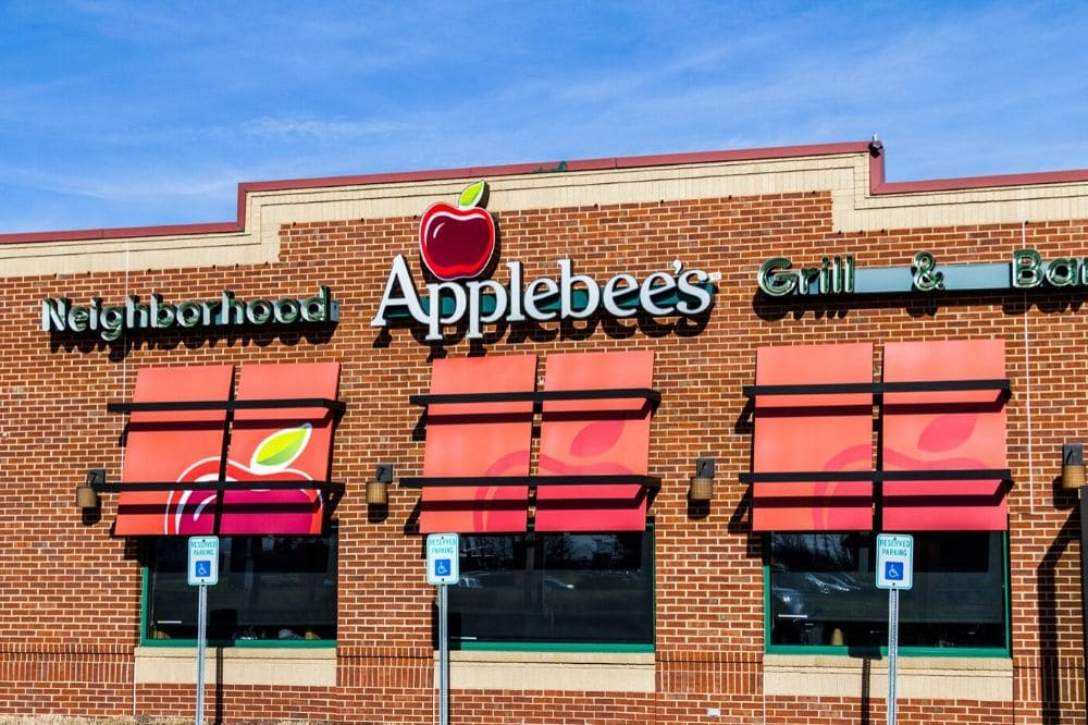 Applebee's Low Carb Options
