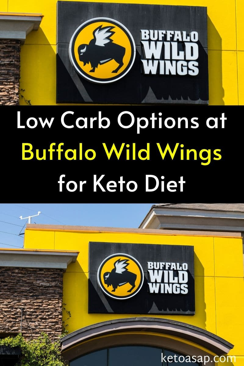 Top 10 Low Carb Options at Buffalo Wild Wings For Keto Diet