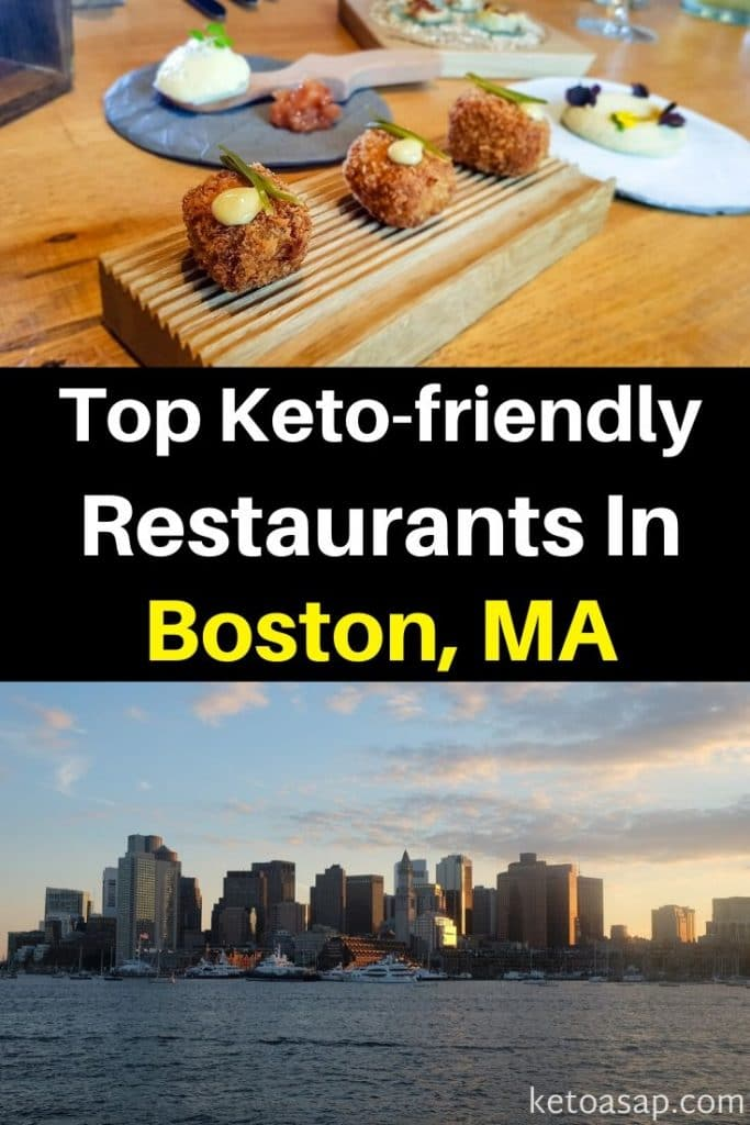 low carb restaurants in Boston Massachusetts