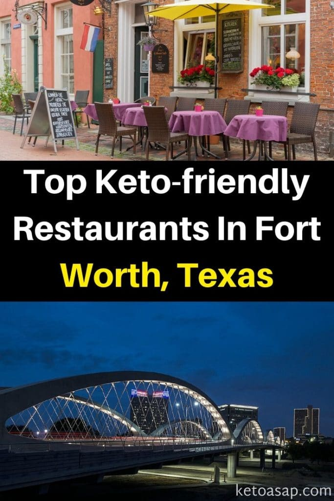 low carb fort worth texas