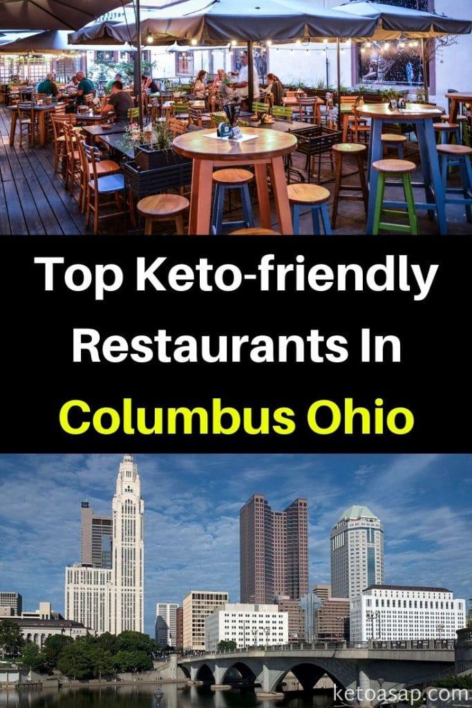 low carb restaurants columbus ohio