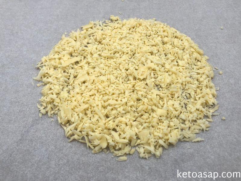 make cheese shell tortillas