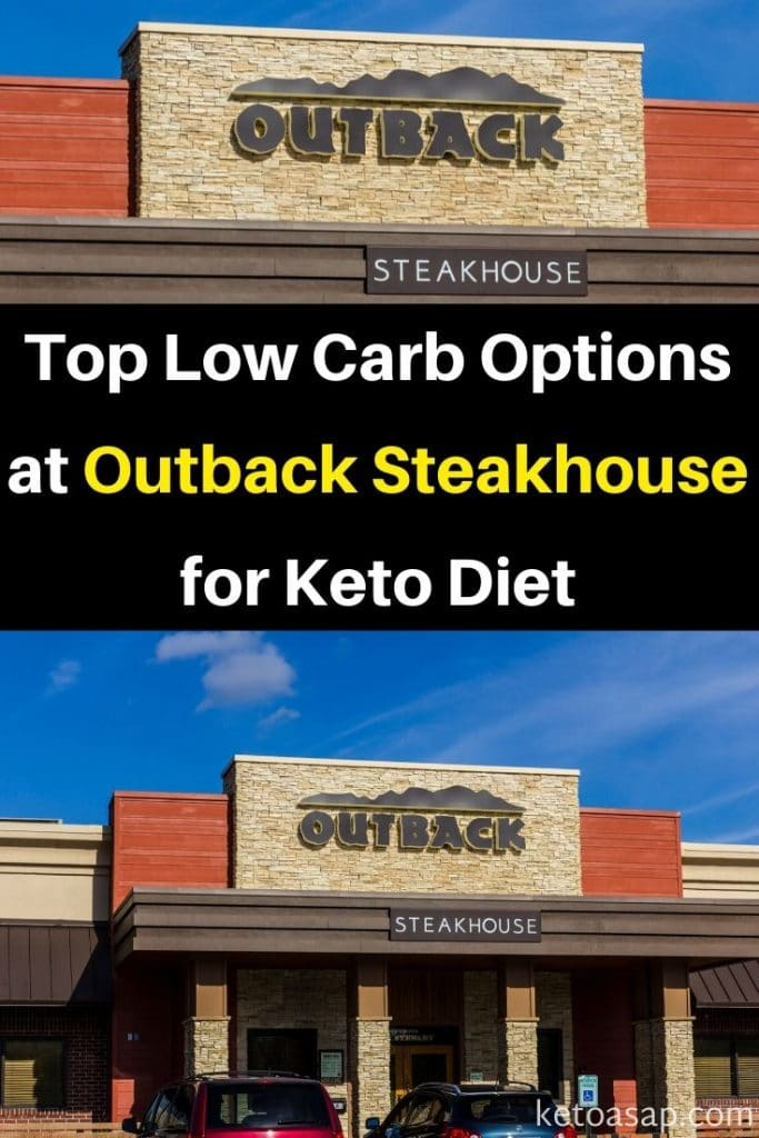 outback steakhouse low carb options