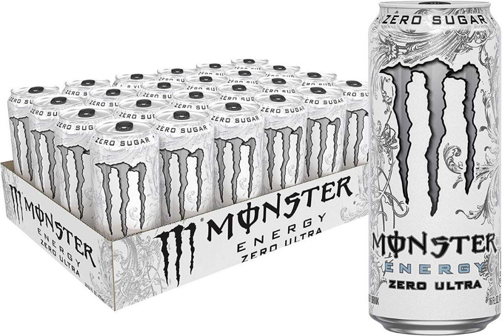 Monster Energy Zero Ultra