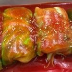 Keto Beef Stuffed Cabbage Rolls