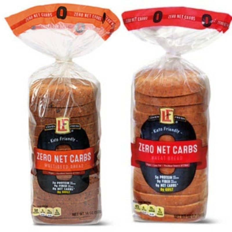 L'Oven Fresh Zero Net Carb Bread