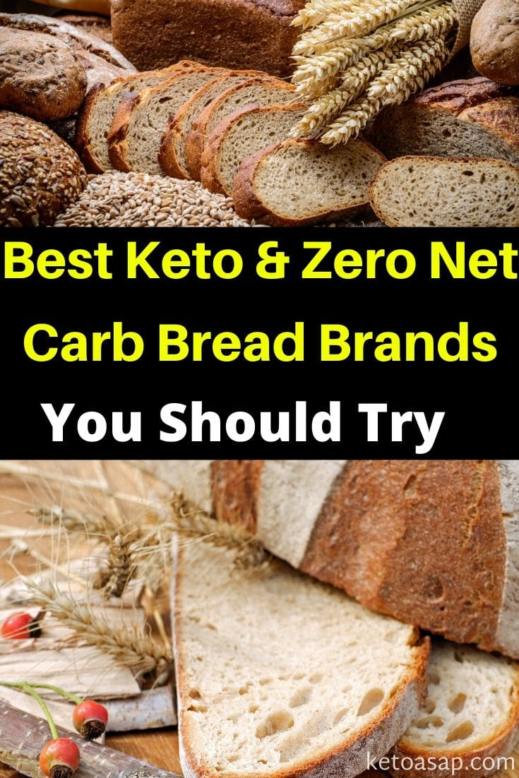 Can You Eat Low-Carb and Zero Net Carb Bread Products On The Keto Diet?