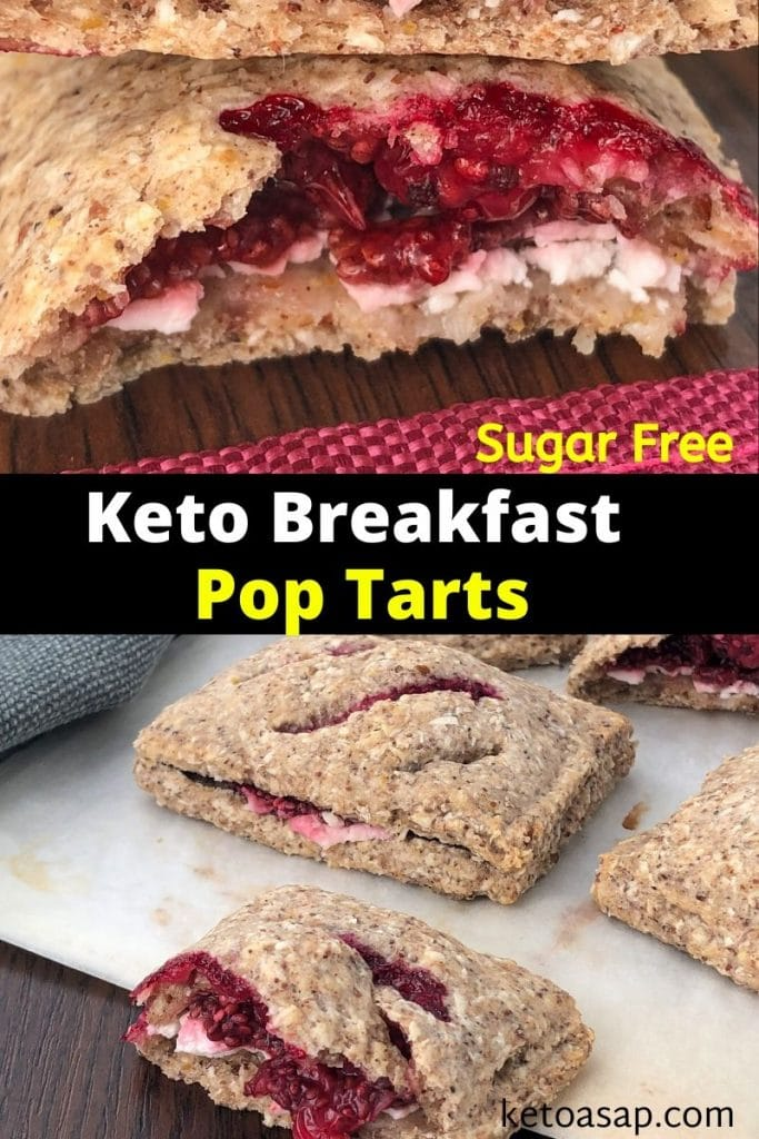 breakfast pop tarts recipe