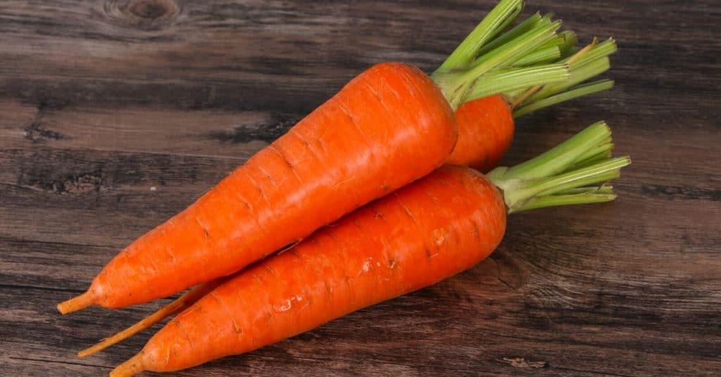 carrots keto friendly