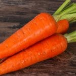 carrots keto friendly