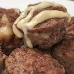 cheese meatloaf muffins