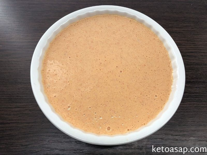 mix flour eggs paprika cream