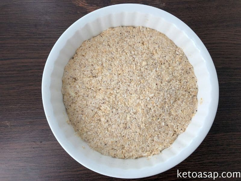 transfer crust baking pan