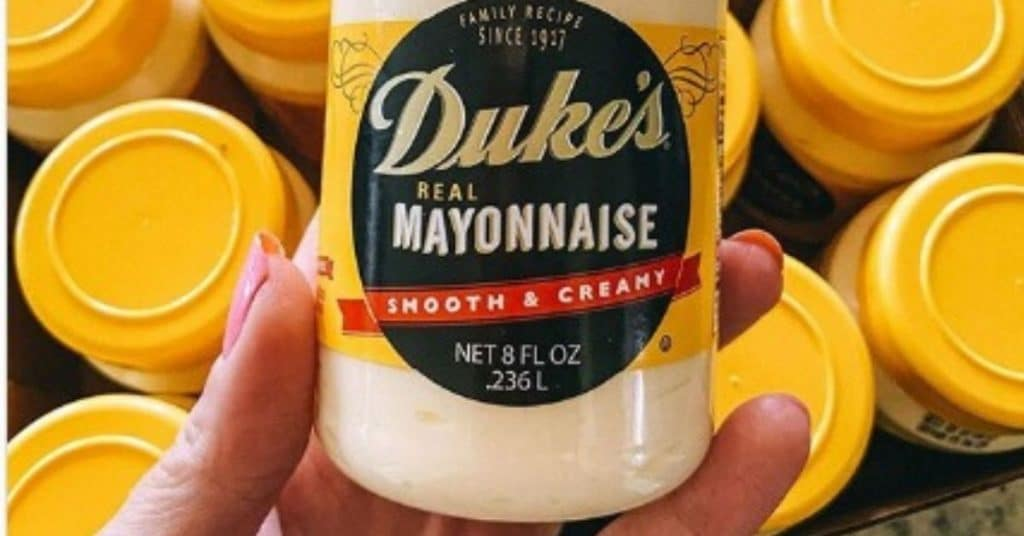 dukes mayonnaise keto
