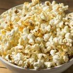 is popcorn keto