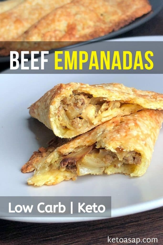 keto beef empanadas