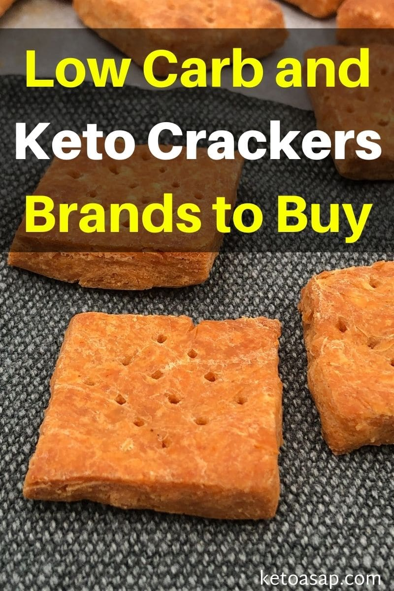 Top 7 Low-Carb and Keto-Friendly Crackers Brands to Buy