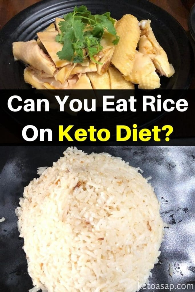 can i eat rice on the keto diet