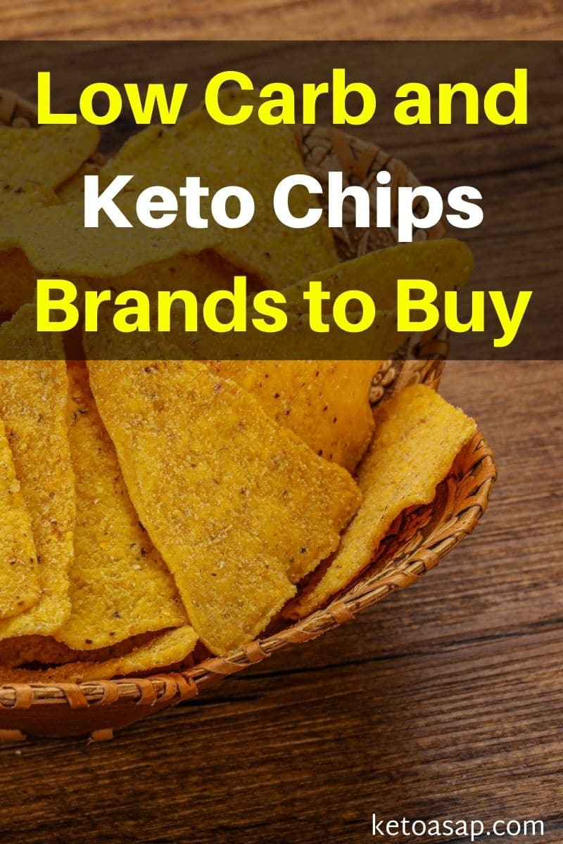 Top 7 Low Carb Keto-friendly Chips Alternative Brands To Buy