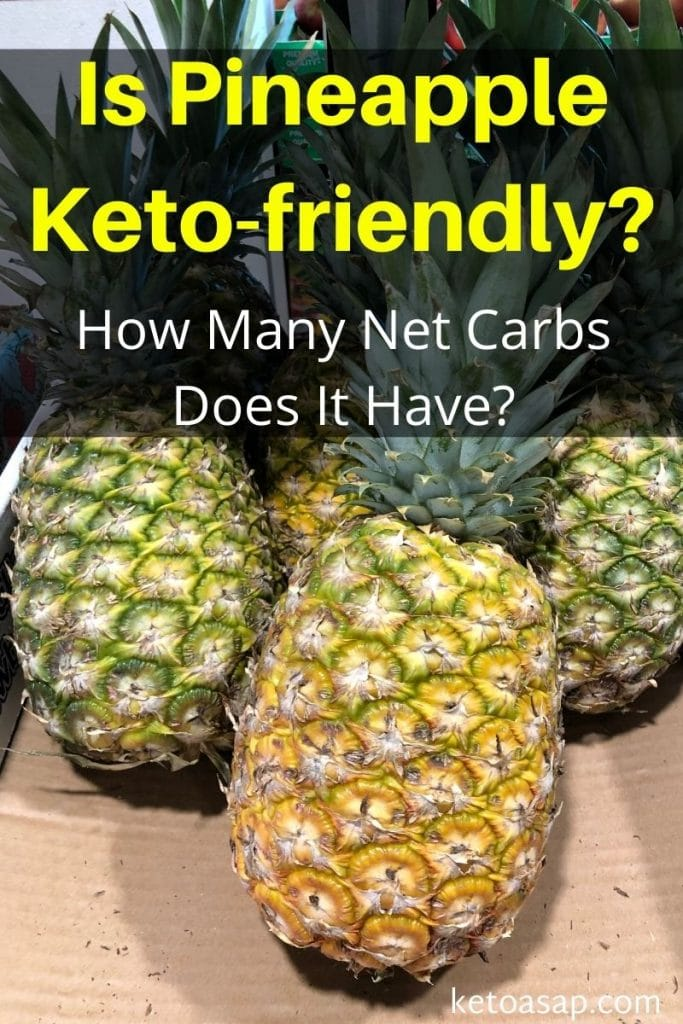pineapple keto diet