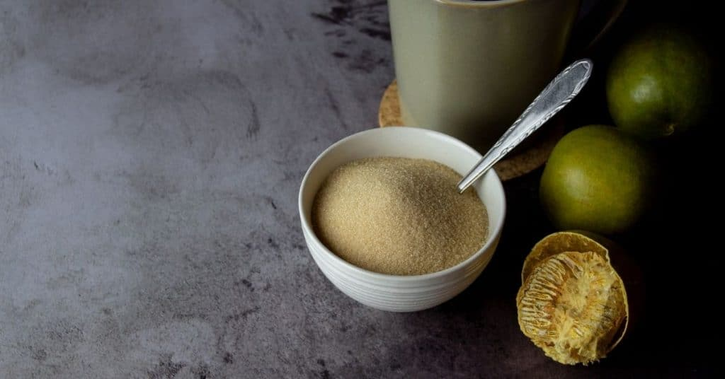 best monk fruit sweetener