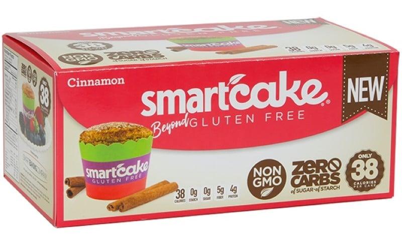 keto cinnamon smartcake