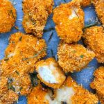 oven-baked chicken nuggets