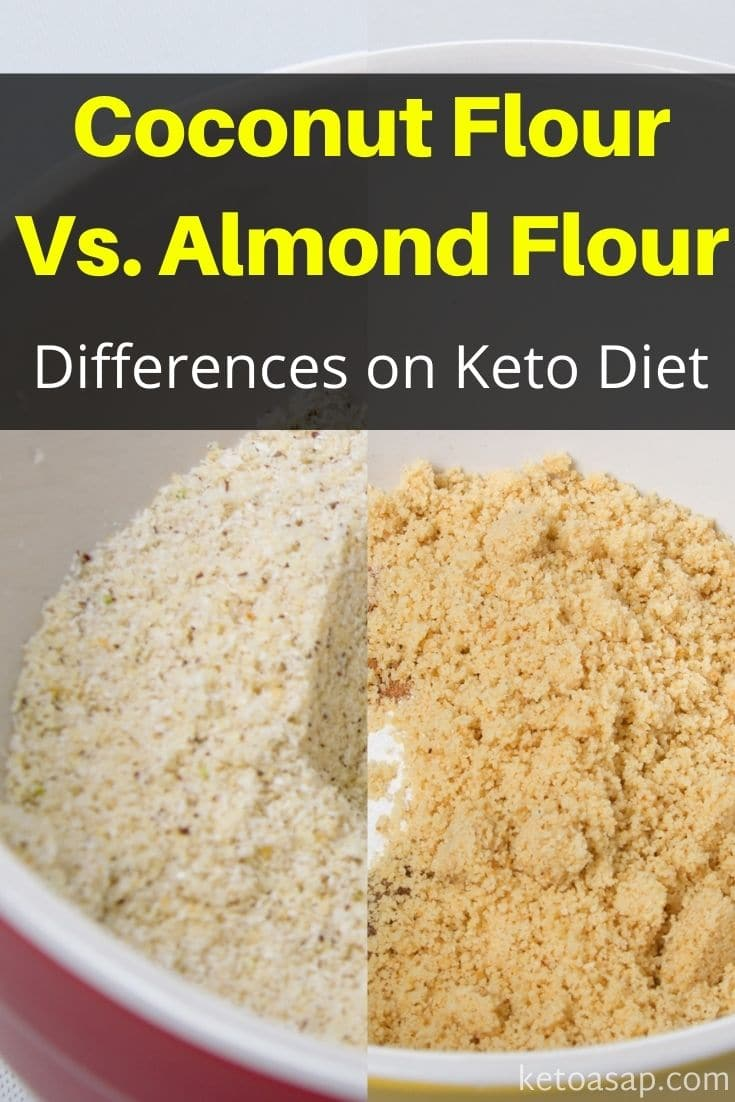 Coconut Flour Vs. Almond Flour On The Keto Diet