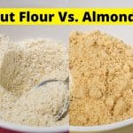 coconut flour vs almond flour